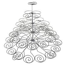 spiral metal wire cupcake holder 5 tier 14 inch u2013 www partymill com