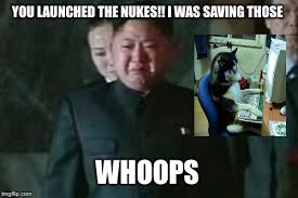 Whoops Meme - kim jong un sad meme imgflip