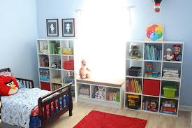 The New Toddler Room Toddler Room Organization Toddler Rooms - My kids room