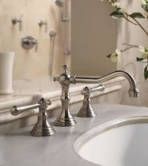 Grohe Bathroom Faucets Brushed Nickel Faucet Com 20134en0 In Brushed Nickel By Grohe