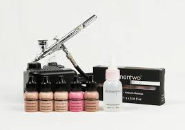 Professional Airbrush Makeup System Pro System Prelude Kit Airbrush Makeup Elementwo