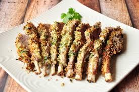 barefoot contessa lamb chops rack of lamb persillade recipe genius kitchen