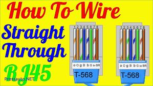 cat 6 ethernet wiring diagram dolgular com