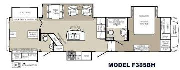 5th Wheel Camper Floor Plans Bunkhouse Fifth Wheel Clipart Collection