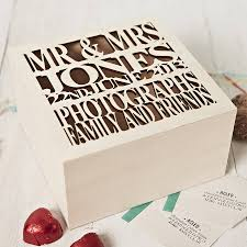 wedding keepsake gifts personalised wooden wedding keepsake box keepsakes wedding