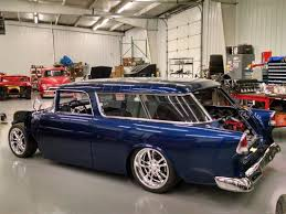 nomad car 1955 meet u201cproject bruiser u201d the 1955 chevy nomad