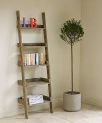 terrific ladder style bookcase 56 in hme designing inspiration