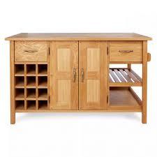 milton oak kitchen island qualita