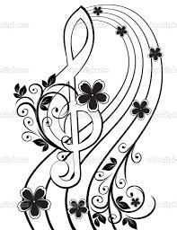 treble clef google search quilling pinterest treble clef