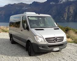 luxury minibus van rental u2014 pgq