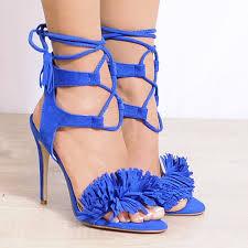 Cobalt Blue High Heels Heels Is Heel Part 1018