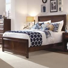 Mission Style Bedroom Set Redding Calif Lea Industries Elite Expressions Twin Panel Headboard