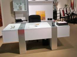 Modern Office Desk White Interior B White Desk Modern Office Executive Interior Organizer