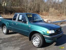mazda b series 2001 jewel green metallic mazda b series truck b3000 dual sport