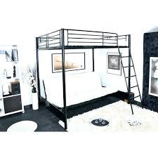 mezzanine avec canapé lit en hauteur avec canape lit mezzanine avec banquette clic clac