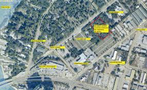 Destin Beach Florida Map by Destin Commercial Real Estate For Sale