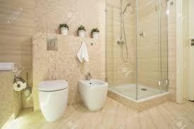 shower with glass door in modern fancy washroom stock photo shower with glass door in modern fancy washroom stock photo 38884835