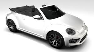 volkswagen beetle sketch 3d vw beetle cabriolet 2017 cgtrader