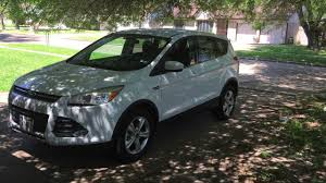 rent lexus toronto only look on 2016 ford escape rental car youtube