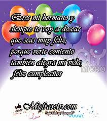 imagenes bonitas de cumpleaños para el facebook frases bonitas para facebook hermano feliz cumpleaños feliz