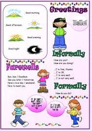 introducing worksheet
