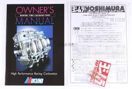 yoshimura tmr mjn carburetor 768 294 3002