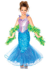 girls mermaid costume halloween pinterest girls mermaid