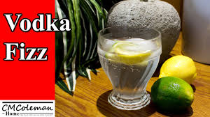 how to make a vodka fizz a dirty vodka tonic youtube