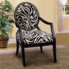 Zebra Print Accent Chair Animal Print Accent Chairs Animal Print Accent Chairs With Animal