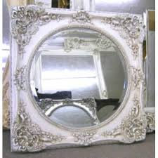 white ivory ornate mirrors classic mirrors u0026 stylish mirrors