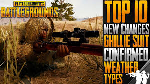 pubg 1 0 patch notes top 10 things you need to know about the new desert map test