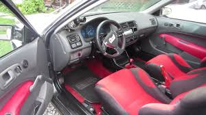 1997 Civic Interior 97 Dx Civic For Sale 3000 Obo Youtube