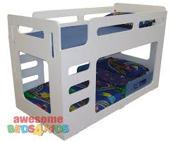 Midi Bunk Beds Samson Low Bunk Bed Low Bunk Bed White Low Bunk Bed Timber
