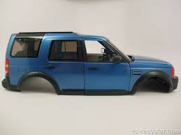 land rover lr3 lifted new bright 1 10 land rover discovery lr3 body w opening hood doors