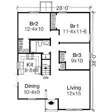 3 bedroom house plan simple 3 bedroom house plans without garage house 3 rooms house