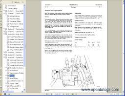 jcb service manuals s4 repair manual heavy technics repair