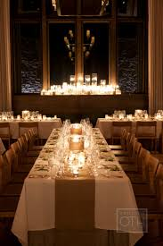 cream burlap and candle reception decor elizabeth anne designs