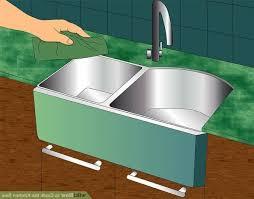 How To Caulk A Kitchen Sink Caulking Around Kitchen Sink Costumes Historiques