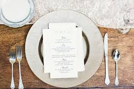 wedding reception programs invitations more photos place setting with reception program