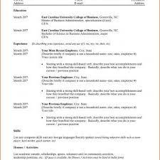 college grad resume exles resume exles for recent college graduate archives gotraffic