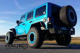 jeep hellcat custom the 707 hp hauk hellcat jeep wrangler