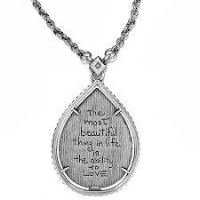 Single Initial Monogram Necklace Crystal Rocks Crystal Rocks Necklace Necklaces