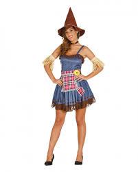Halloween Scarecrow Costume Naughty Scarecrow Costume Scarecrow Costume Horror Shop