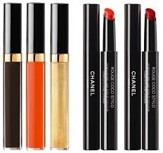 chanel rouge coco gloss spring 2017 collection my face hunter