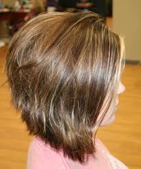 a line bob hairstyles pictures front and back a line bob haircut back view hairstyles ideas