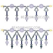 free beaded jewelry patterns instructions style guru fashion