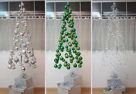 gallery of tree made of ornament balls fabulous homes