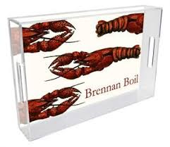 personalized crawfish trays más de 25 ideas increíbles sobre crawfish prices en