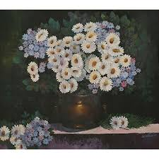 flower paintings colorful flower painting manufacturer from chennai