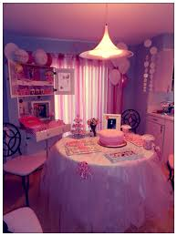 a pink dream baby shower project nursery